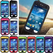 Atomic Waterproof Shock/Dirt proof Case Cover for Samsung Galaxy S4 Mini UU