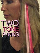 Synthetic/Silk Hair Extensions:5 Designs+FREE Gift V$6.GREAT under$10 GIFT.AuSLr