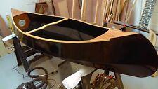 "Peasemarsh 10' (3.05m) ""Canadian"" Style Open Canoe DIY Plans/Full Size Patterns"