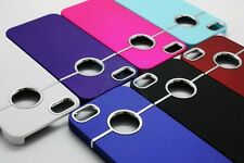 New Shiny Gloss Chrome Style Hard Back Skin Case Cover For Apple iPhone 5