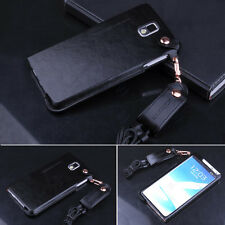 New Luxury Leather Case Pouch Cover For Samsung Galaxy Note 3 III N9006 7 Colors