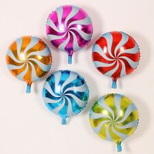 18 Inch Rainbow Windmill Design Foil Balloons Wedding Birthday Party Decoration