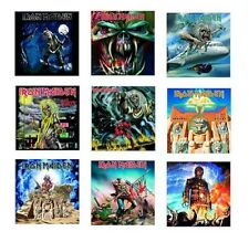 IRON MAIDEN - OFFICIAL GREETING CARDS birthday card blank inner any occasion