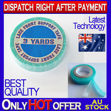 BLUE DOUBLE SIDED HAIR TAPE for TAPE/ SKIN WEFT HAIR EXTENSIONS HOLD 12 wks