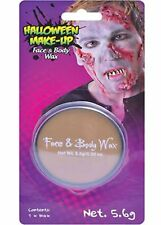 Halloween Special FX Wax Create Bloody Scars Wounds Cuts Professional Face Body