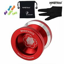 Magic YoYo N8 Dare To Do Aluminum Professional Yo-Yo Ball For Kids Xmas Gifts
