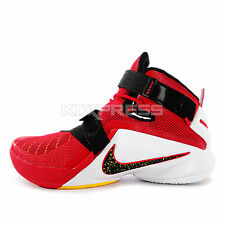 Nike Lebron Soldier IX EP [749420-606] Basketball University Red/Black-Red-White