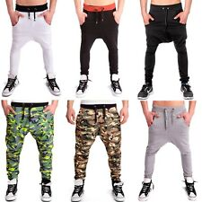BS7 Mens long Sport Jogging running fitness Trousers Tracksuit bottoms Dope Swag