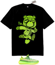 NWT Fnly94 6 Zombie Mars shirt to match glow green air jordan iv 4 cool grey tee