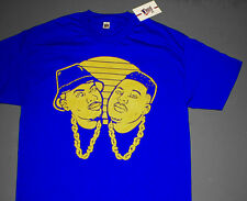 NWT Fnly94 Royal EPMD shirt to match air jordan laney xiv 14 low Blue yellow tee