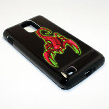 Red Scorpion Hybrid ShockProof Phone Cover Case For Samsung Infuse 4G I997
