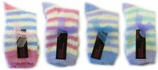 Ladies SK292 snowsoft striped ankle socks one size  BY RJM £ 1.49