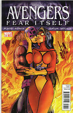 MARVEL COMICS AVENGERS FEAR ITSELF #17