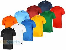 Nike Mens Dri-Fit Swoosh Sports Training Running Football Wicking T-Shirt Tee