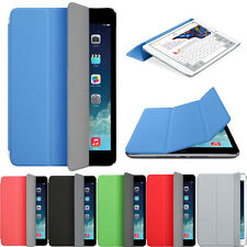 Slim Leather Smart Keyboard Folios Cover Sleep Wake Case For iPad mini Retina 2