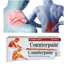 120g Counterpain Balm Relief Muscular Aches Pain Gym Fitness Sport Hiking Hot