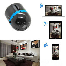 For Android iPhone PC Mini Wifi IP Wireless Spy Surveillance Camera Remote Cam