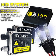 Digital 55w HID Conversion Kit H4 H7 H11 H13 9003 9005 9006 6K 5K Hi-Lo Bi-Xenon