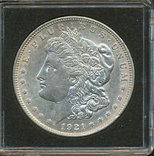 US 1921 - Morgan Silver Dollar Coin