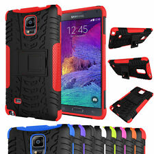 Dual Layer Heavy Duty Armor Kickstand Case Cover for Samsung Galaxy Note 4/S6/J2