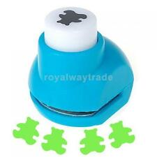 Mini Card Making Paper Punch Shaper Scrapbooking Craft Tool Select Your Theme!