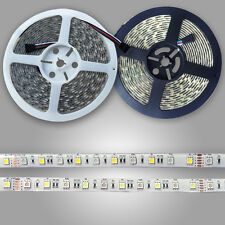 New DC 24V SMD 5050 RGBW (RGB+cw/ww) N/Wawterproof  LED Strip 60 LEDs/M 5/10/30M