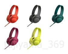 NEW SONY MDR-100A h.ear on Sealed dynamic headphones Hi-Res 5colors Free mail