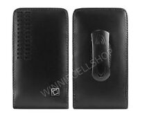 PREMIUM Vertical Leather Swivel Clip Case Holster for Verizon Wireless Phones