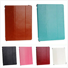 Slim Magnetic PU Leather Smart Stand Cover Case For Apple iPad 2/3/4