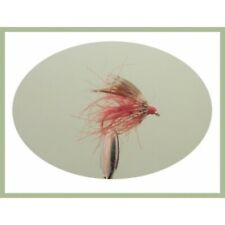 Bobs bits trout Flies, 6 Pack Red Bobs Bits, Choice of Sizes, For Fly Fishing
