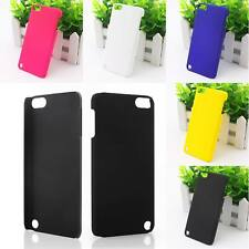 Slim Matte Hard Plastic Case Cover & Screen Film For Apple iPod Touch 5 Touch 6
