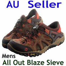 MERRELL ALL OUT BLAZE SIEVE MENS CASUAL SANDAL SHOES EARTH US 7~11