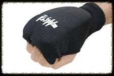 Karate Mitts Martial Arts Elasticated Padded  Boxing Training Gloves MMA Guard
