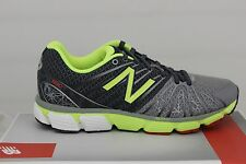 New Balance Men's Running 890 V5 M890GR5 Grey/Neon/White Brand New In Box
