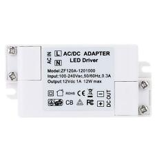 AC/DC Adapter SMD LED Driver Power Transformer for MR11/G4/MR16 Light Bulbs T0EK