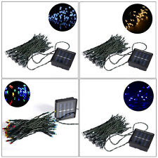10/12/22M LED Battery Operated String Fairy Lights Christmas Party Decorations
