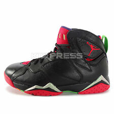 Nike Air Jordan 7 Retro [304775-029] Basketball Marvin The Martian Black/Red