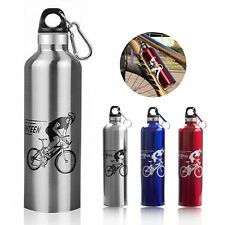 750ml Cycling Bike Double Stainless Steel Thermos Vacuum Insulated Water Bottle