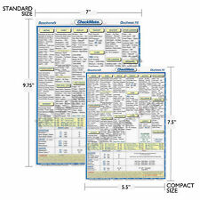 CheckMate Aviation Checklist - Piper Warrior PA-28 - Select Model - Card or Book
