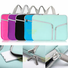 """Laptop Sleeve Carry Bag Case Cover For Apple MacBook Air Pro Retina 11"""" 13"""" 15"""""""