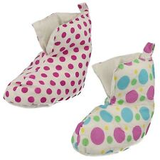 Girls D970 Feather & Duck down filled slippers boots By Duvet Ducks £ 3.99