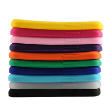 Rubber Soft Silicone Case cover for Google Nexus 4,LG E960 Hot  Sale