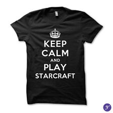 Keep Calm and Play Starcraft - gaming, starcraft, online games, protoss, zerg