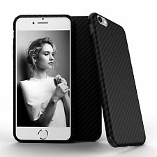 2016 Luxury 100% All Real Genuine Carbon Fiber Soft Back Case For iPhone 6S Plus