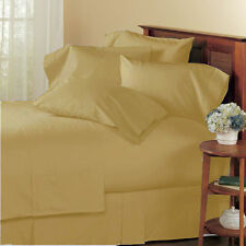 TAUPE 800TC EGYPTIAN COTTON COMPLETE BEDDING  SHEET SET,DUVET COVER