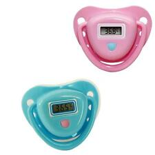 Baby Nipple Thermometer Electronic Digital Water-resistant & LCD Display PY68