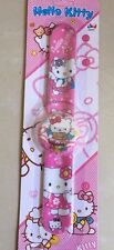 1 pc hello kitty KT  Kids Snap Slap Band Wrist Watch Party lolly bag gift Toy