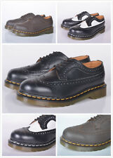 New Dr. Martens Mens Womens 3989 Bex 5-Eye Brogue Lace Up Leather Shoes UK 3-10