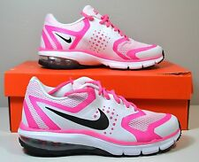 NWT WOMENS NIKE AIR MAX PREMIERE RUN WHITE PINK POW RUNNING SNEAKERS SHOES SZ 7