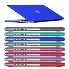Rubberized Hard Shell Case For Macbook Pro 13/15 Air 13/11 Retina Keyboard Cover